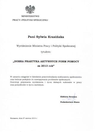Nagroda Sylwia